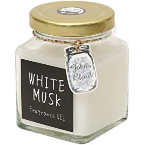 【John'sBlend】FragranceGel WHITMUSK