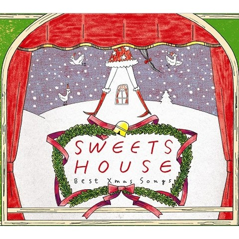 Naomile/SWEETS HOUSE -Best Xmas Songs-