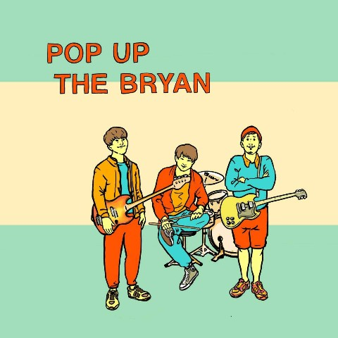 THE BRYAN / POP UP THE BRYAN【VV特典あり】