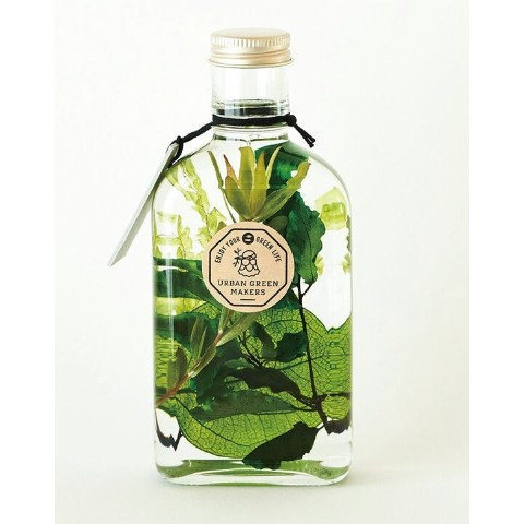【URBAN GREEN MAKERS】HERBARIUM (GLASS BOTTLE) / BOTANICAL