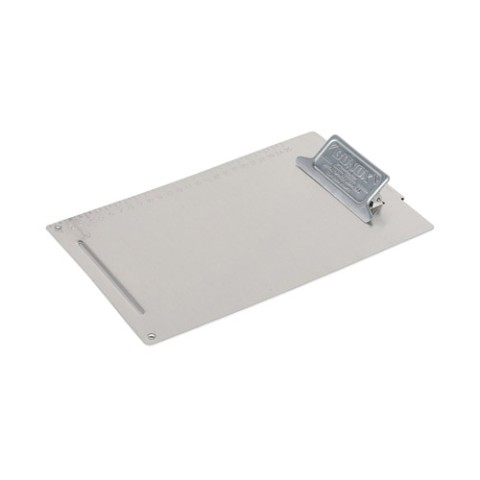 METAL CLIPBOARD B5 GALVANIZED