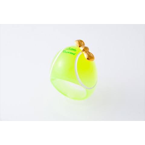 【LITTLE RAYMOND】Ribon Tennisball Ring