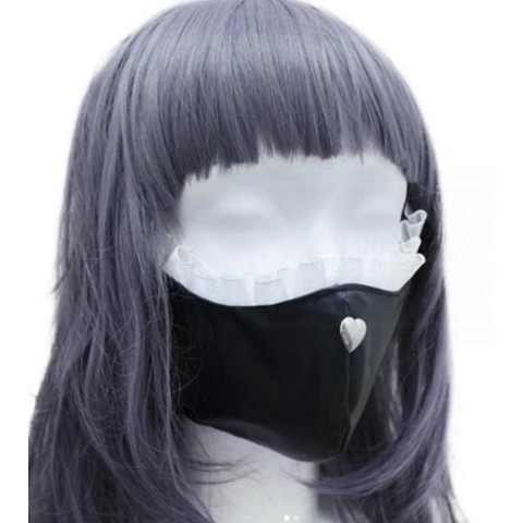 【Devilish】Fetish girl mask