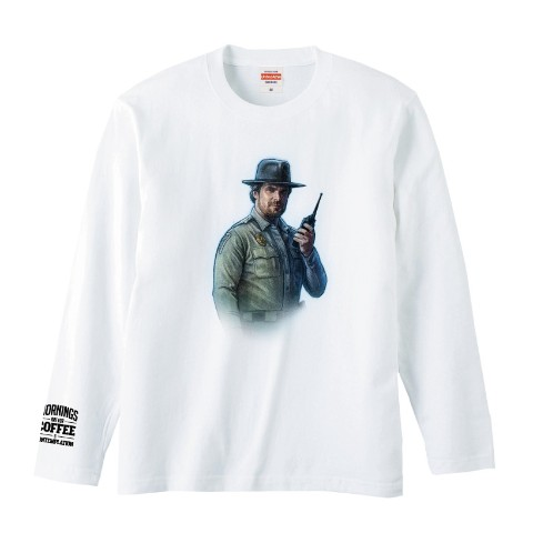 【STRANGER THINGS】 Long T-shirt/2(Lsize)【ストレンジャーシングス】