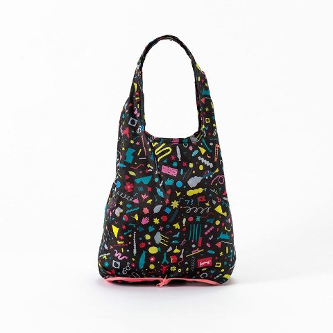 【エコバッグ】KAKUZOKO BAG AIUEO S(Piece)