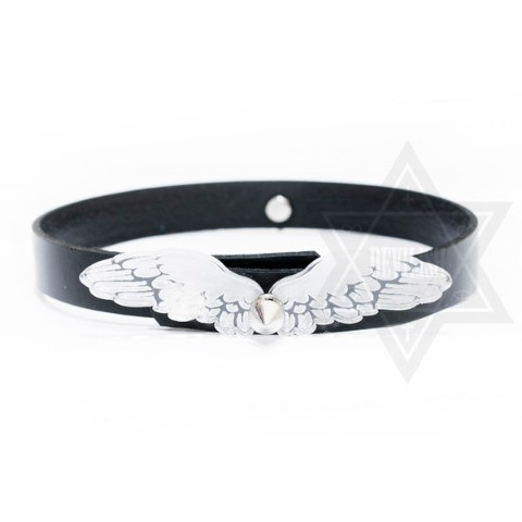 【Devilish】Fallen angel Choker(Black)