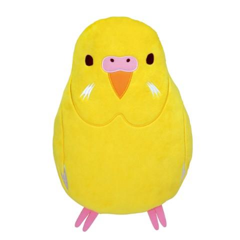 【鳥グッズ】コトリコレクション クッション セキセイインコ ...