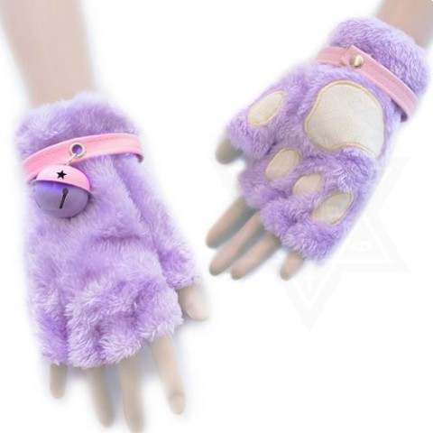 【Devilish】Cosmic Kitty Gloves