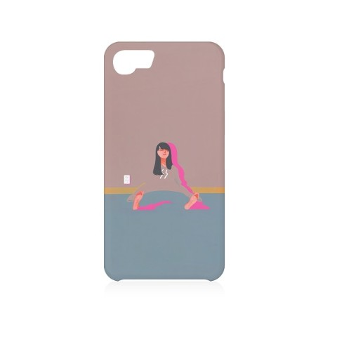 8a8d570ae3 ... も今日とて』 3024円. 【aka】iPhone Case( iPhone 6/6s/7/8兼用)