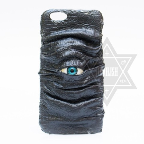 【Devilish】Dark Demon Eye iPhone (6 case)