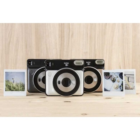 【チェキ】INSTAX SQUARE SQ6 PEARL WHITE
