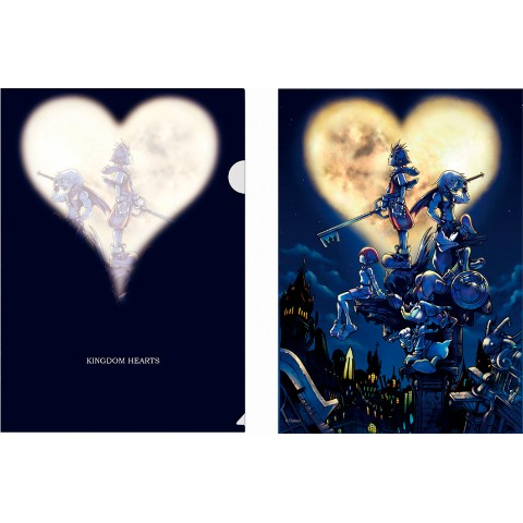 KINGDOM HEARTS クリアファイル 1