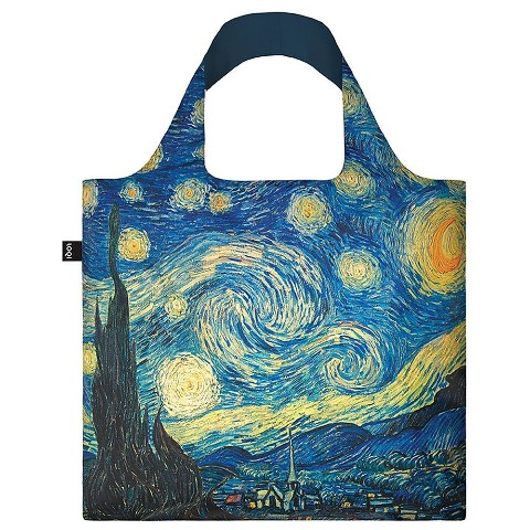 BAGS Museum VAN GOGH The Starry Night 1889 VG.SN
