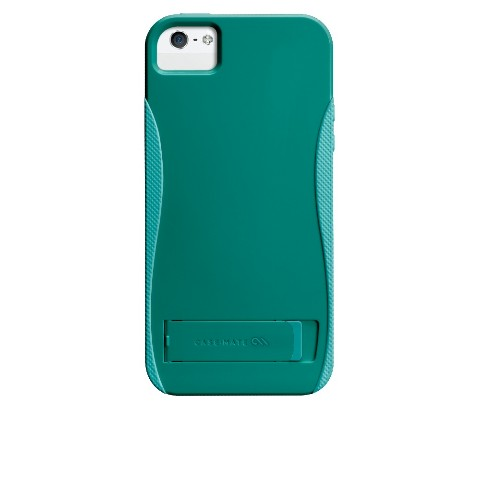 【iPhone5/5s】【独自のスタンド機能を搭載した!】 CASEMATE POP!Stand Case 【E.GR/P.BL】