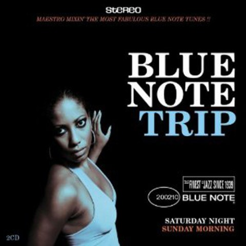 【大特価輸入盤CD!!】BLUE NOTE TRIP(黒) Saturday Night/Sunday Morning