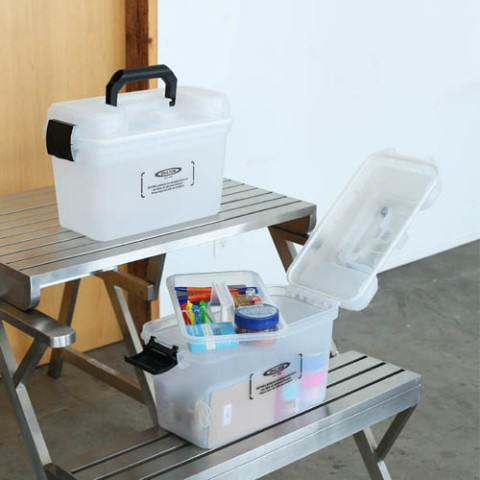【DULTON】PORTABLE STORAGE BOX CL