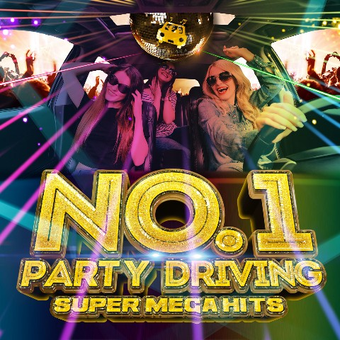 オムニバス/NO.1 PARTY DRIVING -SUPER MEGA HITS- mixed by ATAKARA【VV特典あり】
