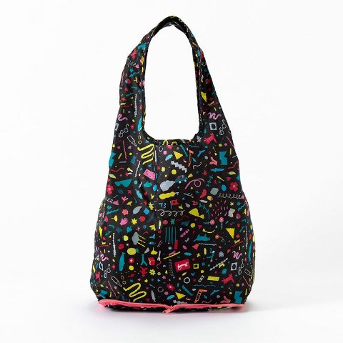 【エコバッグ】KAKUZOKO BAG AIUEO M(Piece)