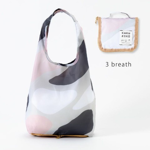 【エコバッグ】KAKUZOKO BAG S(breath)