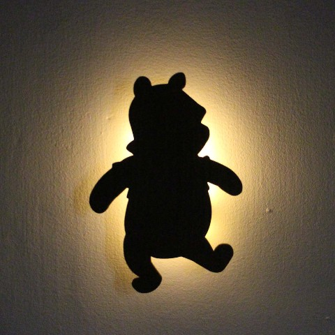 WALL LIGHT Disneyシリーズ プー