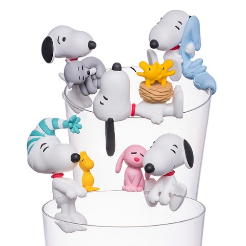 【PUTITTO】SNOOPY vol.4(BOX)