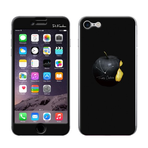 apple store iphone 7 dr franken time chaser apple bk iphone7ケース 雑貨通販 ヴィレッジ 13492