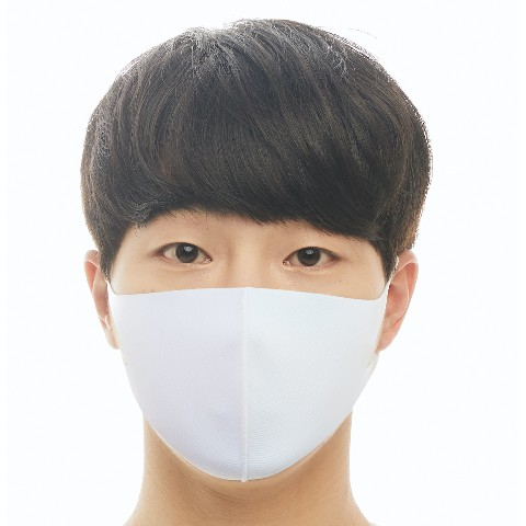 【LOOKA】Refreshing Mask (WHITE) L
