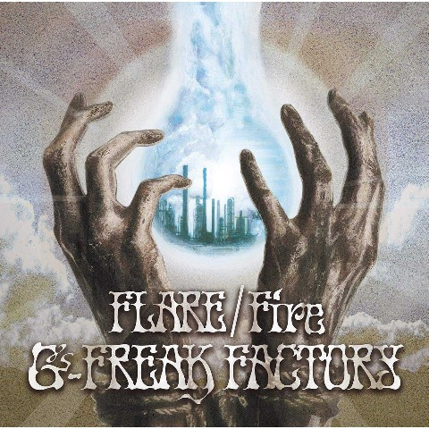 G-FREAK FACTORY / FLARE / Fire ≪通常盤≫【特典あり】