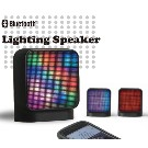 【Bluetoothスピーカー】Lighting Speaker(ブラック)