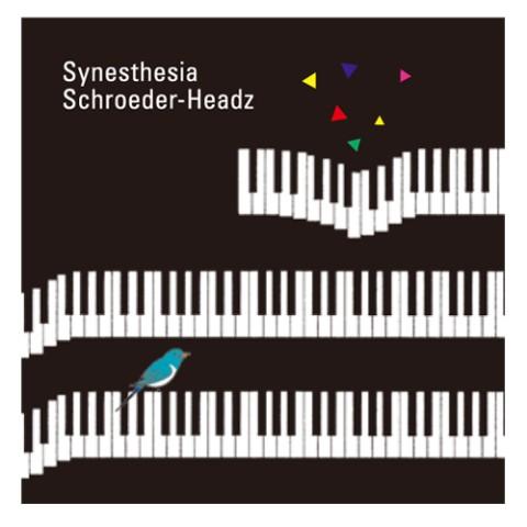 【Schroeder-Headz】『Synesthesia』四角缶バッジセット(A) / ヴィレヴァン通販