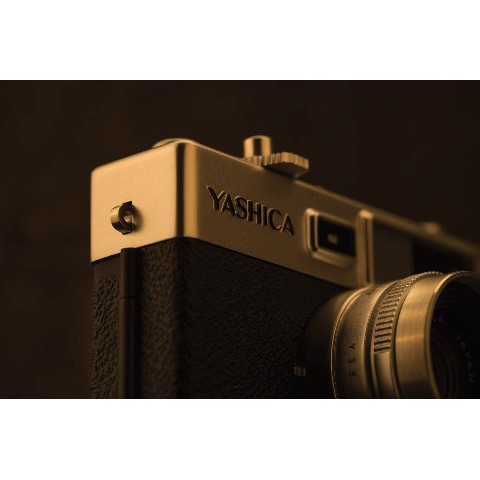 【ヤシカ】YASHICA digiFilm camera Y35 with digiFilm 200 ※フィルム1点付属