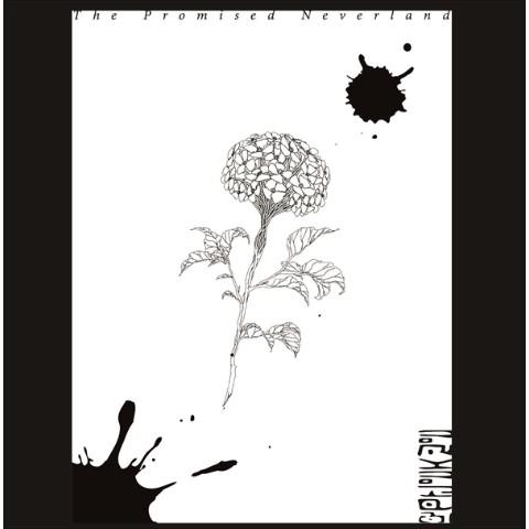 約束のネバーランドTシャツ Flower (XLサイズ) / 雑貨通販 ヴィレッジ ...