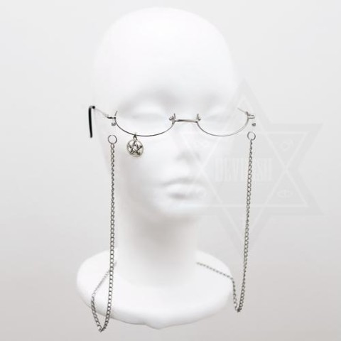 【Devilish】2.5D glasses (pentagram)