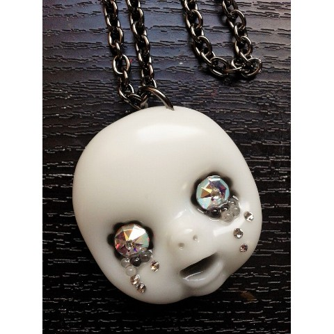 【a.k.production】SHINE TEARS PENDANT