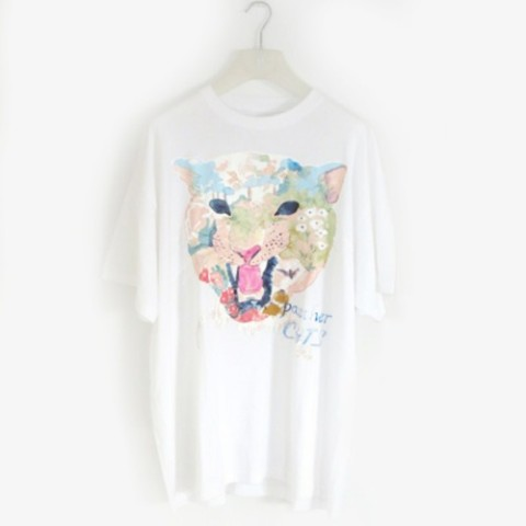 【kanvas】PANTHERCATS DRAWINGS TEE