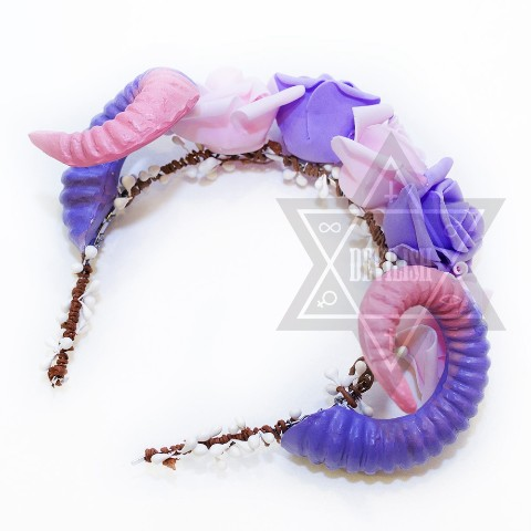 【Devilish】Pastel seduction Headpiece
