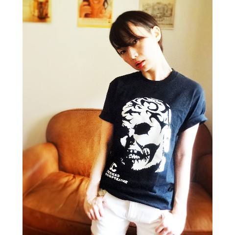 UNDEAD FACE Tシャツ S