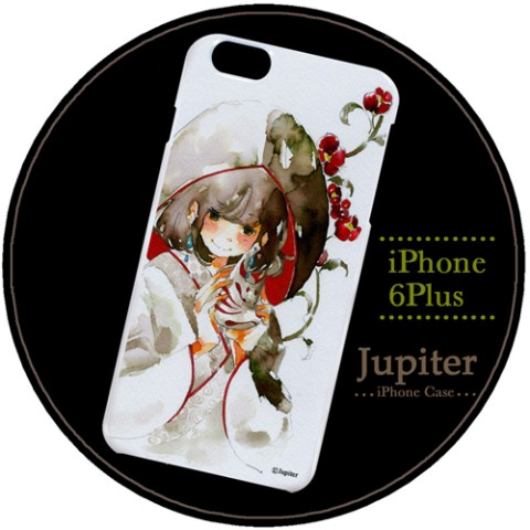 【Jupiter】【iPhone6Plusケース】狐の嫁入り