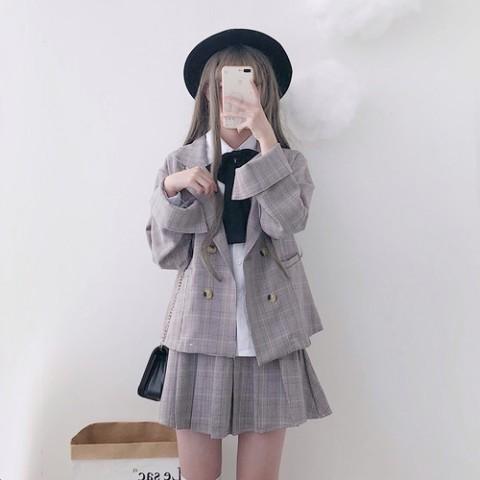 Dreaml】優等生のためのセーラージャケット&スカート(ジャケット ...