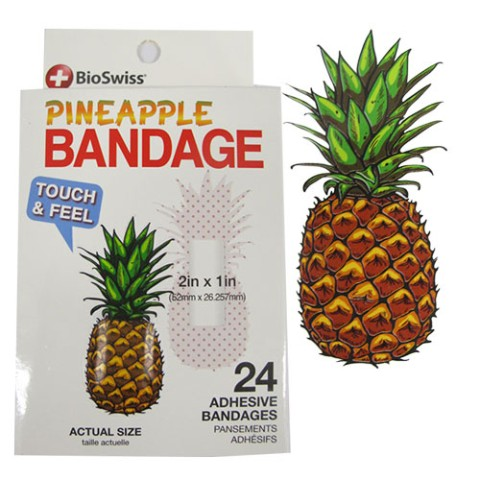 【BANDAGE】 PINEAPPLE