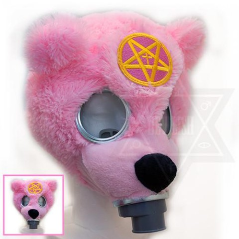 【Devilish】Devilish bear gas mask