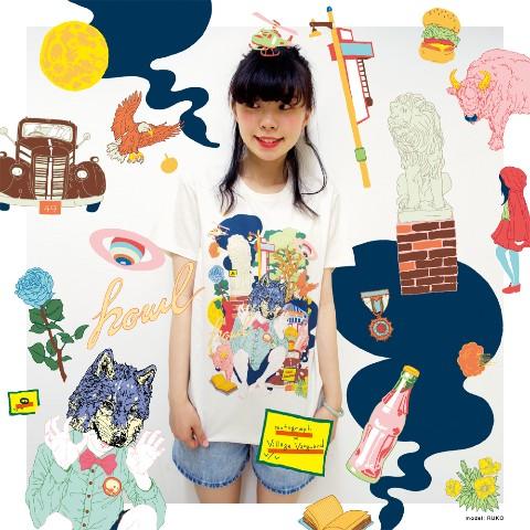 【ヴィレヴァンT】個性的でどこかお洒落なTシャツで出かけよう!!