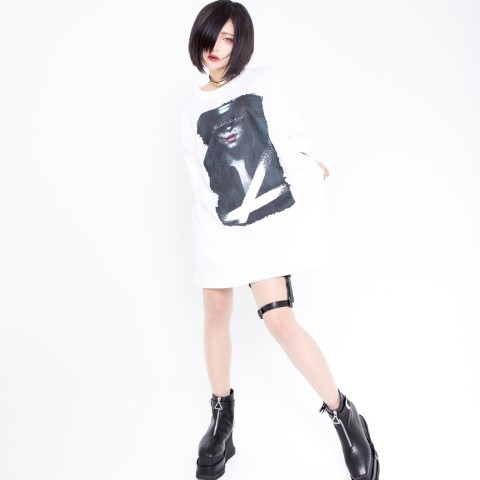 CuLLt (カルト) Electio WIDE BIG T-shirt