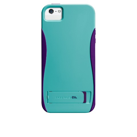 【iPhone5/5s】【独自のスタンド機能を搭載した!】 CASEMATE POP!Stand Case 【P.BL/VIO】