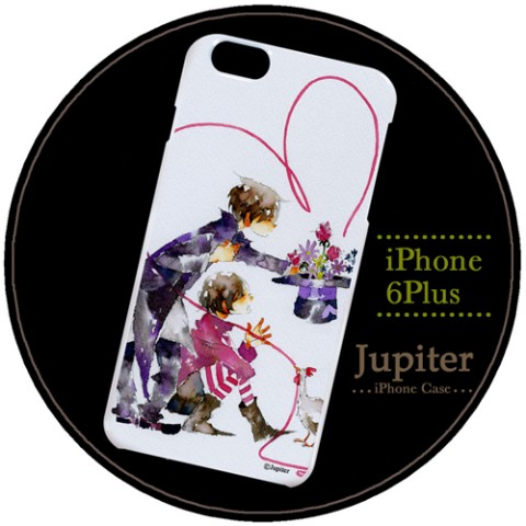 【Jupiter】【iPhone6Plusケース】オンリーワン