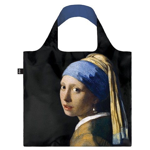 BAGS Museum VERMEER Girl with a Pearl Earring,c1665