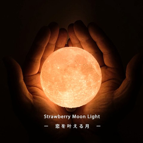 【SPACE++】Strawberry Moon Light -恋を叶える月-