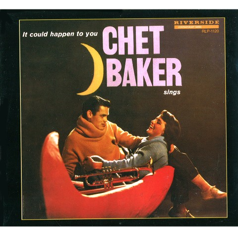 【大特価輸入盤CD!!】CHET BAKER/IT COULD HAPPEN TO YOU