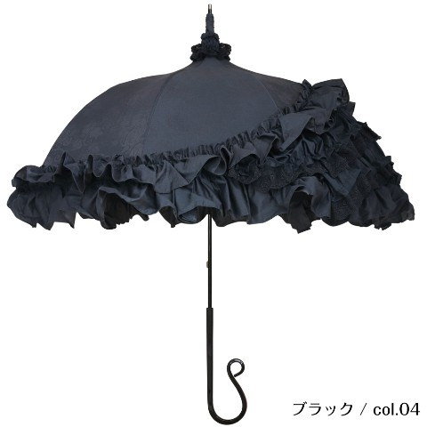 【Lumiebre】rose-ruche(black)