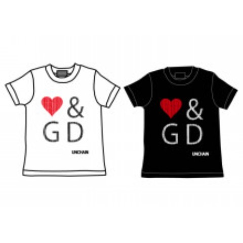 『UNCHAIN Love&Groove Delivery Tour 2015』Tシャツ (ホワイトSサイズ)